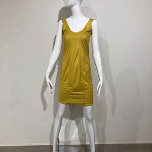 Helmut Lang sleeveless dress